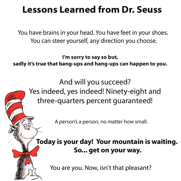 Quotes About Love Dr Seuss : Quotes About Life Lessons Learned Insurance Quotes