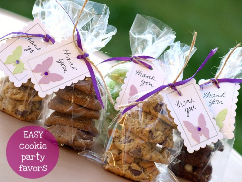 The Hostess Hat Baby Shower Favors Many Hats Of A Mom Blog