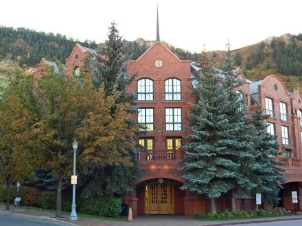 Aspen Colorado St. Regis Aspen