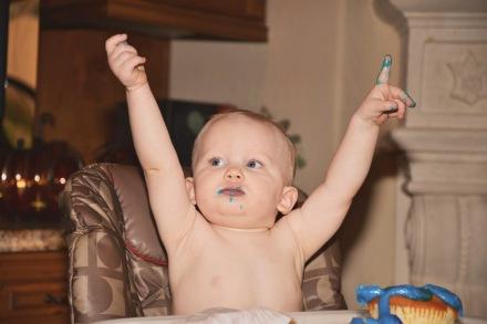 first birthday boy mom blog