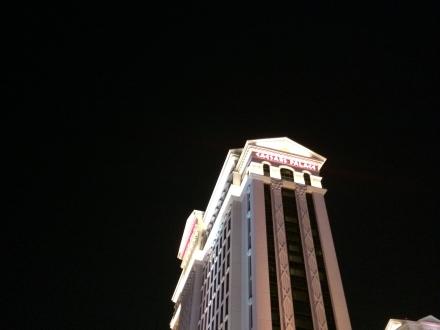 Ceasars Palace Vegas Hotel