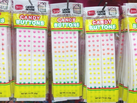 party city candy dots