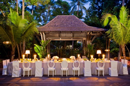 The St. Regis Bahia Beach -Astor Terrace Pavillion