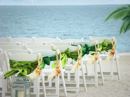 The Westin Hilton Heaad-Beach Wedding Ceremony