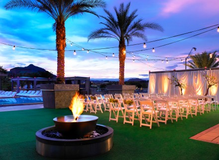 W Scottsdale Wedding