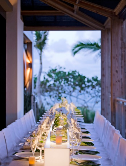 W Vieques Island Retreat & Spa - Wedding reception
