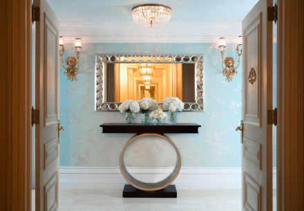 St. Regis New York-Tiffany Suite Entrance