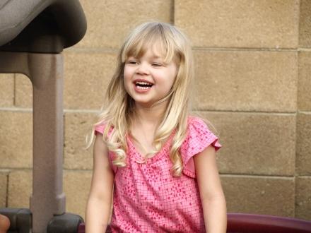 kelsey's smile