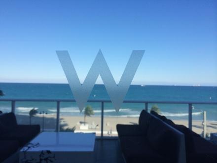 W Fort Lauderdale Views