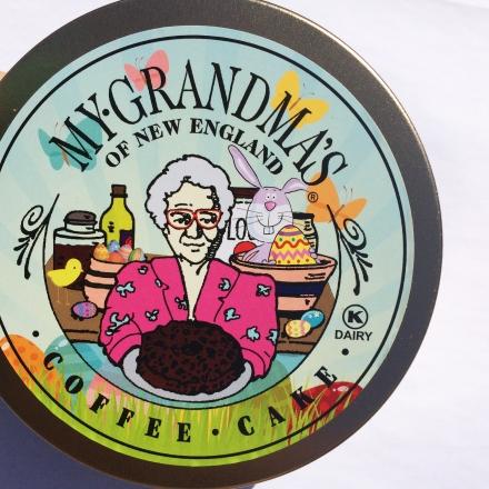 my grandmas coffee cake