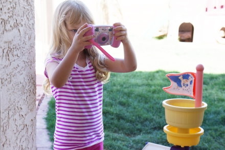 vtech kids camera -many hats of a mom blog