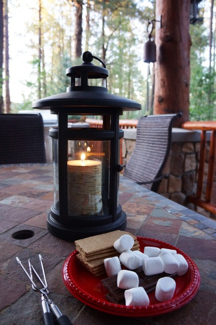 smores - many hats of a mom blog